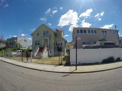 Queens County Single Family Home For Sale: 534 Beach 69th St