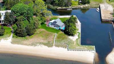 Aquebogue Single Family Home For Sale: 413 Peconic Bay Blvd