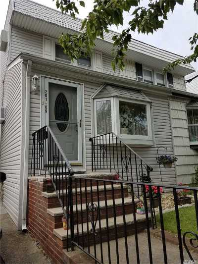 Bayside NY Single Family Home For Sale: $820,000