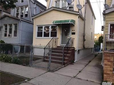 Queens County Single Family Home For Sale: 119-39 130th St
