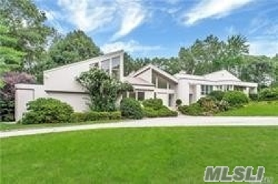 Nassau County Single Family Home For Sale: 10 W View Dr