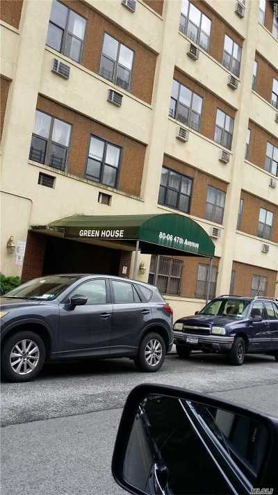 Queens County Condo/Townhouse For Sale: 80-06 47th Ave #1H
