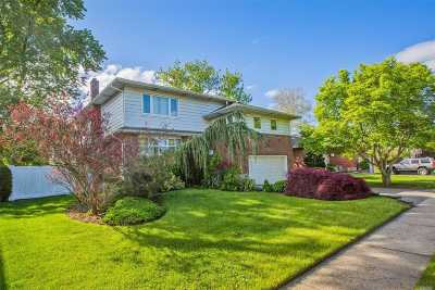 Nassau County Single Family Home For Sale: 18 Theodore Dr