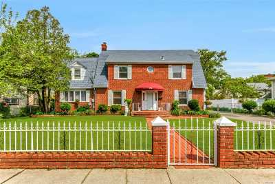 Hempstead Single Family Home For Sale: 75 Marvin Ave