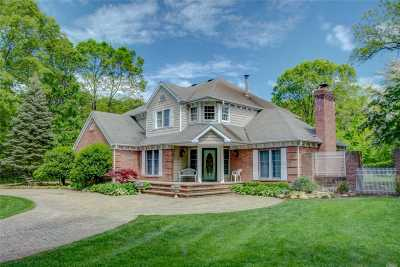 Suffolk County Single Family Home For Sale: 5 Rockledge Ct