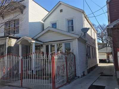 Queens County Single Family Home For Sale: 104-57 125th St