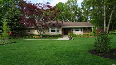 Suffolk County Single Family Home For Sale: 10 Yardley Dr