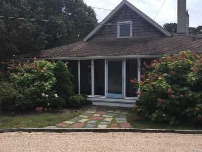Suffolk County Single Family Home For Sale: 89 W Tiana Rd