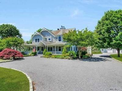 Suffolk County Single Family Home For Sale: 300 Private Rd