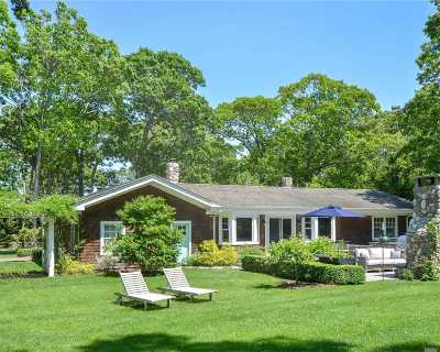 Cutchogue Single Family Home For Sale: 1600 Pine Tree Rd