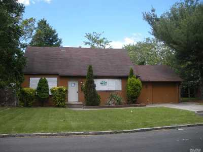 Deer Park NY Single Family Home For Sale: $265,200