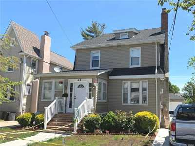 Nassau County Single Family Home For Sale: 48 Florence Ave