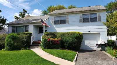 Wantagh Single Family Home For Sale: 2941 Jerusalem Ave