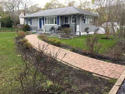 Suffolk County Single Family Home For Sale: 175 S Smith Dr