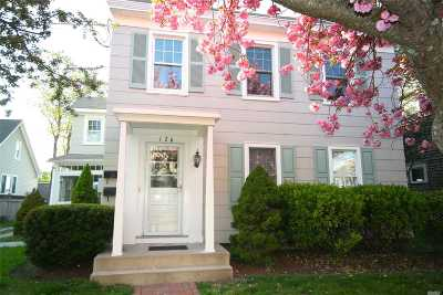 Greenport Multi Family Home For Sale: 126 Central Ave