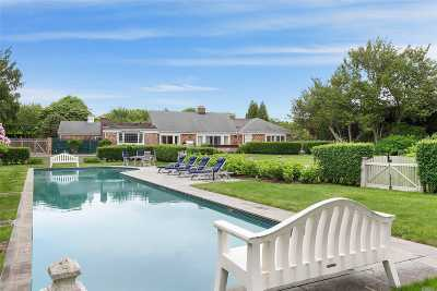 East Hampton Single Family Home For Sale: 39 Egypt Close