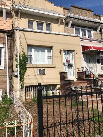 Queens County Single Family Home For Sale: 25-42 100th St