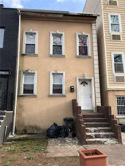Brooklyn Single Family Home For Sale: 730 Madison St