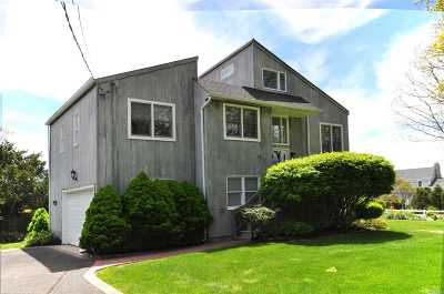 Center Moriches Single Family Home For Sale: 3 Winnie Rd