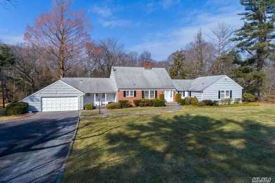 Brookville Single Family Home For Sale: 7 Dogwood Hill Rd