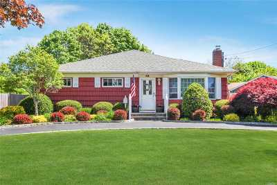 Patchogue Single Family Home For Sale: 48 Herbert Cir