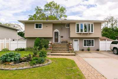 W. Babylon Single Family Home For Sale: 314 Claremont Ave