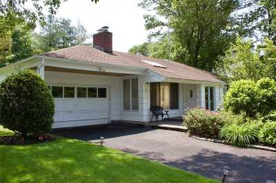 Roslyn Single Family Home For Sale: 14 Hunters Ln
