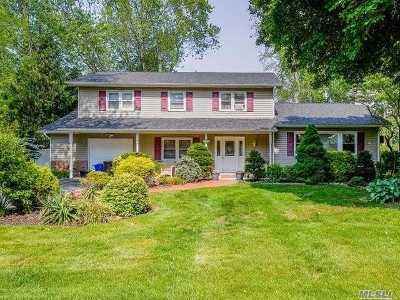 E. Northport Single Family Home For Sale: 11 Shaker Ridge Ln