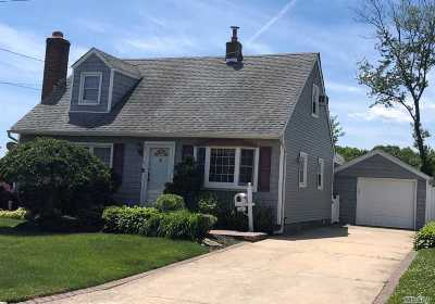 Deer Park NY Single Family Home For Sale: $395,000