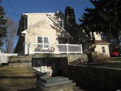 Kings Park Single Family Home For Sale: 11 Hilden St