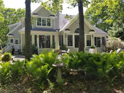 East Moriches Single Family Home For Sale: 76 Inlet View Path