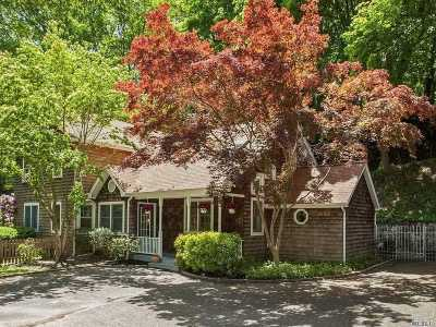 Port Jefferson Single Family Home For Sale: 111 Barnum Ave