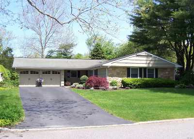 Stony Brook Single Family Home For Sale: 25 Marwood Pl