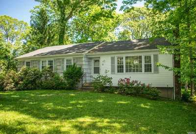 Setauket Single Family Home For Sale: 27 Thompson Hay Path
