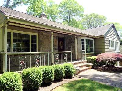 Cold Spring Hrbr Single Family Home For Sale: 11 Glen Way