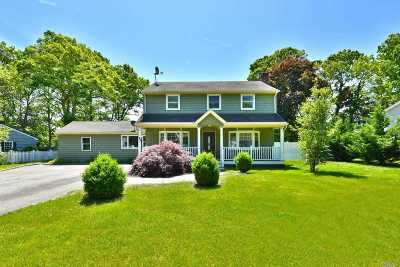 Nesconset Single Family Home For Sale: 20 Eklund Blvd