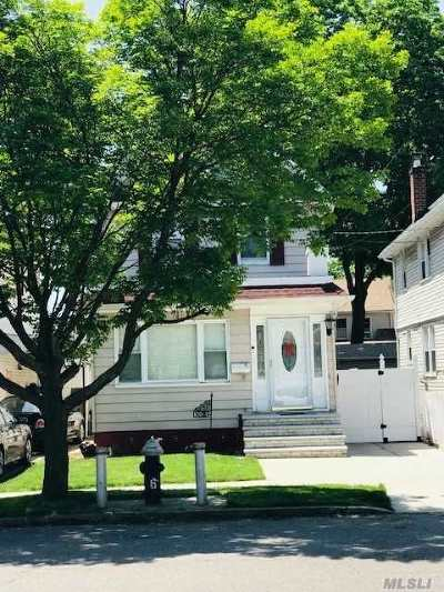 Queens Village Single Family Home For Sale: 109-12 215 St