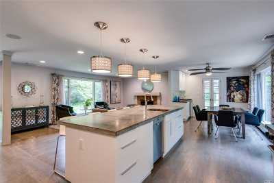 Lloyd Harbor Single Family Home For Sale: 351 West Neck Rd