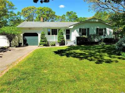 Medford Single Family Home For Sale: 6 Florida Ave