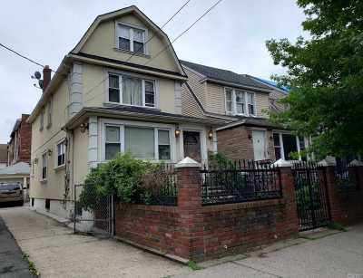 Elmhurst Single Family Home For Sale: 49-06 94 St