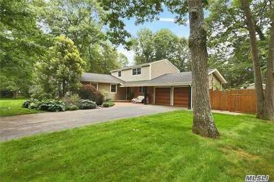 Dix Hills Single Family Home For Sale: 59 Village Hill Dr
