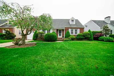 Rockville Centre Single Family Home For Sale: 110 Greystone Rd