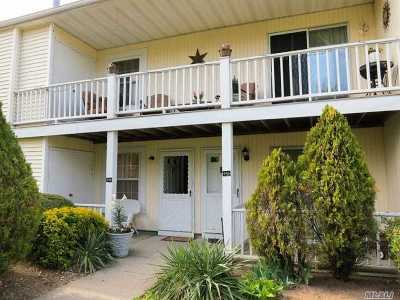 Middle Island Condo/Townhouse For Sale