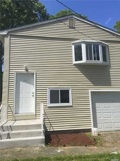 Mastic Single Family Home For Sale: 129 Moriches Ave