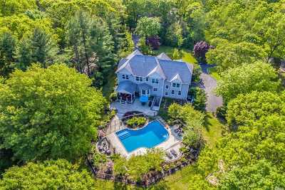 Northport Single Family Home For Sale: 35 Breezy Hill Dr
