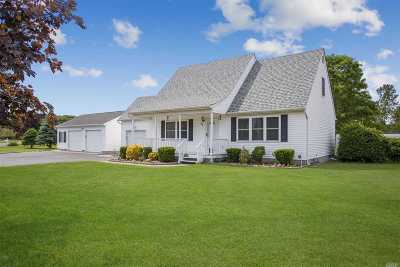 Middle Island Single Family Home For Sale: 56 Creekside Dr