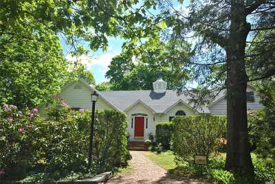 Port Jefferson Single Family Home For Sale: 171 North Country Rd