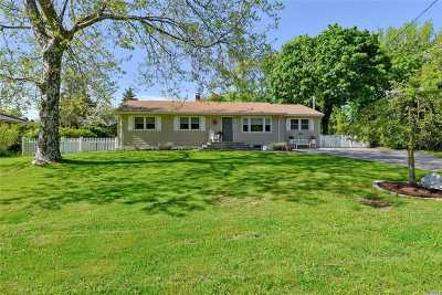 Mattituck Single Family Home For Sale: 170 Ruth Rd