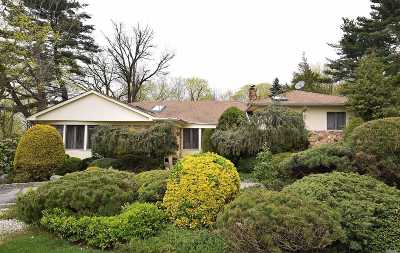 Manhasset Single Family Home For Sale: 105 Woodhill Ln