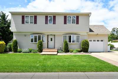Bethpage Single Family Home For Sale: 27 Cedar Ave